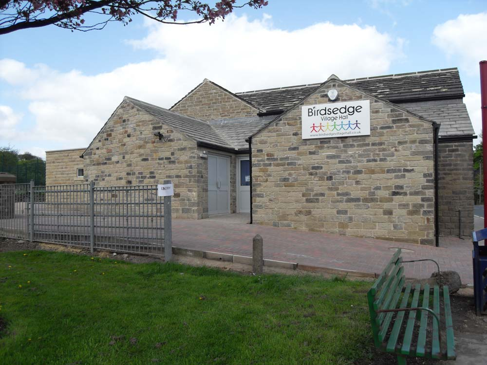 Birdsedge Village hall